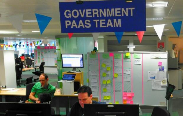 Platform as a Service team