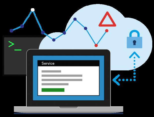 GOV.UK Platform as a Service icon