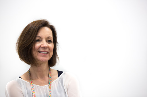 Photo of Lisa Keenaghan, the Digital Service Manager at the Disclosure and Barring Service
